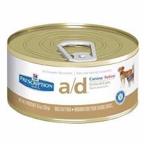 Ração Úmida Hills A/d Prescription Diet Canine Feline 156g