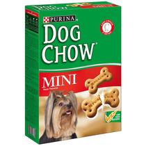 Dog Chow Biscoito Mini Purina - 1kg - Meu Amigo Pet