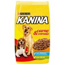 Ração Kanina Adulto Carne E Vegetais – 15kg _ Purina