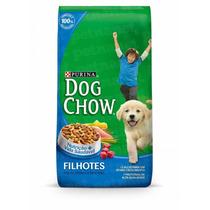 Ração Dog Chow Filhote Raças Médias E Grandes – 15kg _