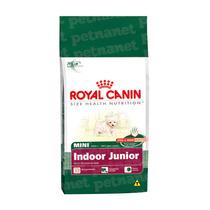 Ração Royal Canin Mini Indoor Junior - 7,5kg