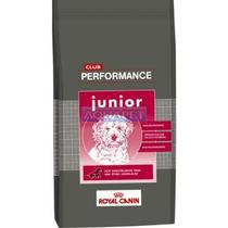 Ração Club Performance Junior 3kg Royan Canin