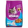Ração Whiskas Peixe Para Gatos Adultos 10 Kg