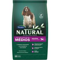 Ração Guabi Natural Cães Adultos Porte Médio 15 Kg