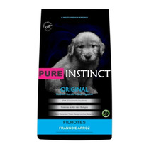 Ração Super Premium Pure Instinct Filhote 15kg