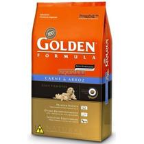 Ração Golden Filhotes Carne & Arroz 15kg Premier