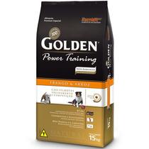 Ração Premier Golden Trai.cães Filhotes Frango/arroz 15kg