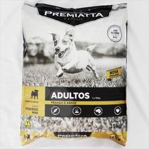 Ração Premiatta Cães Adultos Classic Frango 15kg - Pet Hobby