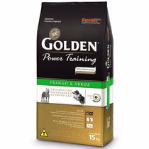 Ração Golden Power Training Cães Adultos Frango 15kg-pethobb