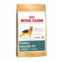 Ração Royal Canin Pastor Alemão 24 Adulto 12 Kg