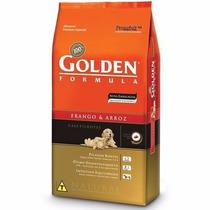 Ração Golden Cães Filhotes Frango E Arroz 15kg - Pet Hobby