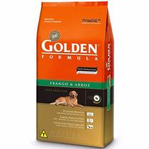 Ração Golden Cães Adultos Frango E Arroz 15 Kg