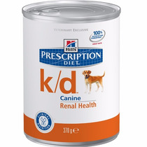 Ração Úmida Hills Canine Prescription Diet K/d 370g Pet Hobb