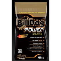 Ração Bill Dog Power Filhote 15kg