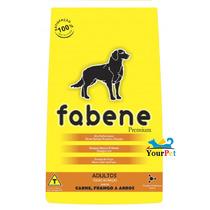 Ração Fabene Para Cães Adultos - Premiatta (15kg) - Your Pet