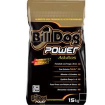 Ração Super Premium Bill Dog Power Adulto 20kg