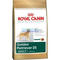 Ração Raca Golden Retriever 25 Adulto 12kg Royal Canin