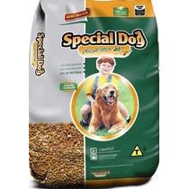 Ração Special Dog Premium Dog Júnior- Vegetais 10kg +brinde