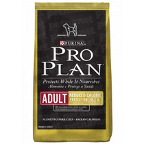 Ração Pro Plan Dog Adult Reduced Calorie ¿ 15kg _ Purin