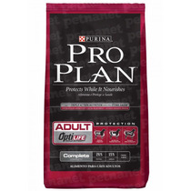 Ração Pro Plan Dog Adult Complete Com Optilife Triple Acti