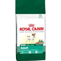 Ração Mini Adult 10 Meses A 8 Anos 3kg Royal Canin