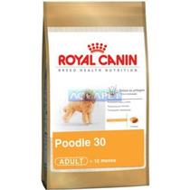 Ração Raça Poodle 30 Adulto 7,5kg - Royal Canin