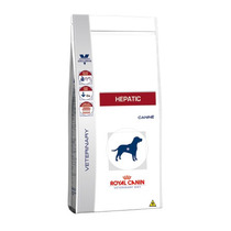 Ração Royal Canin Vet. Diet. Hepatic Canine - 10,1kg