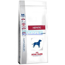 Ração Canine Hepatic Vet Diet 2kg Royal Canin