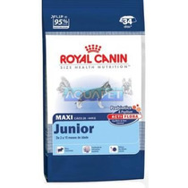 Ração Maxi Junior15 Kg - Royal Canin