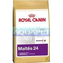 Ração Raça Maltes 24 Adulto 3kg - Royal Canin