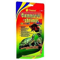 Ração P/ Peixe Gammarus & Shrimp 130g Tropical