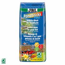 Ração Carpas Jbl Pond Sticks 4x1 5kg- Frete Gratis Pet Hobby