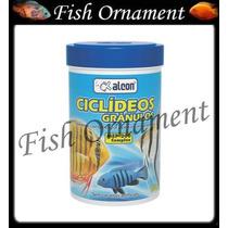 Ração Ciclideos Granulos 130g Fish Ornament