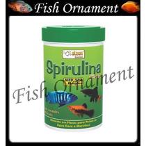 Ração Alcon Spirulina 50g Fish Ornament