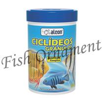 Ração Cichideos Granulos 130g Fish Ornament