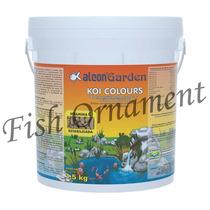 Ração Alcon Garden Koi Colours 1500 Gramas Fish Ornament