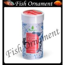 Ração Poytara Carnivoros De Fundo 130g Fish Ornament