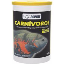 Ração Alcon Carnívoros 300gr 300 G 300g