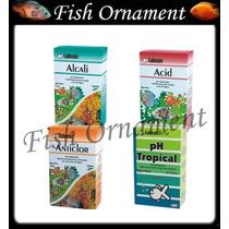 Kit Aquario Alcon Anti Cloro Acid Alcali E Ph Fish Ornament