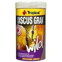 Ração Tropical Discus Gran Wild 340g - Net Aquários -