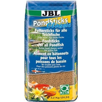 Ração Jbl Pond Sticks Classic 3,2kg Carpas E Kinguios Lagos
