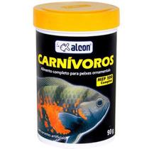 Ração P/ Peixes Carnívoros De Água Doce E Salgada. P/ Oscar