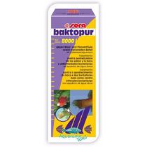 Sera Baktopur 500ml Para Aquário Água Doce Trata Até 8000l