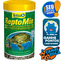 Ração Tetra Reptomin 55gr