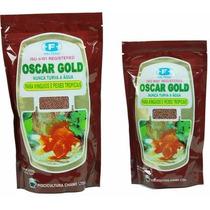 Ração Peixes Kinguio E Outros Hai Feng Oscar Gold 100g