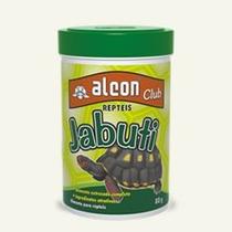 Ração Alimento Para Répteis Jabuti Alcon Pote De 300g