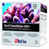 Suplemento Reef Foundation Abc + 1kg - Pet Hobby