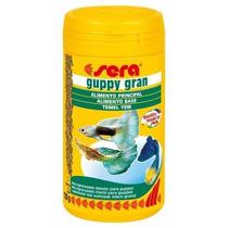 Ração Sera Guppy Gran P/ Lebiste 120gr.
