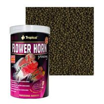Ração Flower Horn Young Pellet Tropical - 95g
