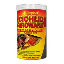 Tropical Cichlid E Arowana Large Sticks 75g